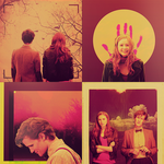amy and doctor graphic by snowdropsandrain