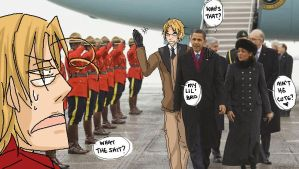 APH: America+Obama and Canada by hk-ink