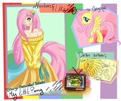 CT- Fluttershy by Dragoon-girl