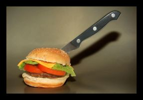 Fast Food - Burger by Rusty-Photos