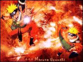 Naruto Wallpaper by crystalcleargfx