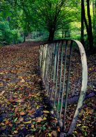 old banister by m3tzgore