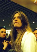Sebastian Bach,Skid Row by robbykos