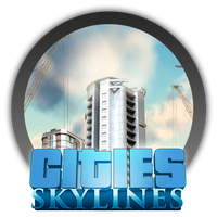 Cities Skylines - Icon by Blagoicons