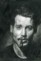Johnny Depp. by Unmentionables