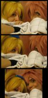 NaLu - Sweet dreams Lucy by amikoRoyAi