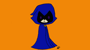 Raven by artbaby08