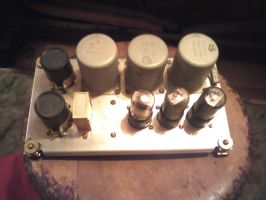 Tube Amp by canadianman000