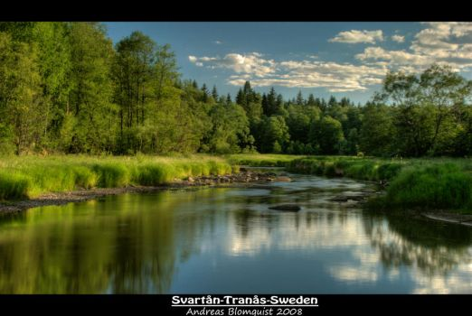 HDR River2 by Swen88
