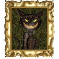 The Cheshire Cat from American McGee's Alice by HuiJoeJoe