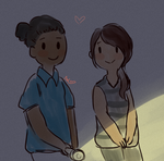 Ellie and Riley by MiMiLovesTacoes