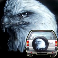 eagle-wheelcover by DMaerografie