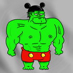 Hulk Am Dissapoint by cailencrow