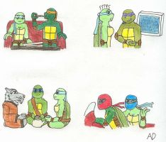 TMNT_New Things by DNLnamek01
