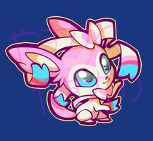 Sylveon Preview by YasukawaDesu