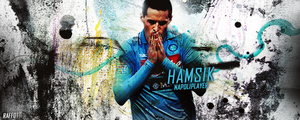 Hamsik -RaffoBaffo by S1gnatureSProhfamily