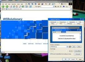 WEBolutionary v1 by seanr