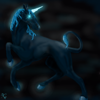 Night Mare by Spiritwollf