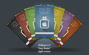 Wallpapers iOS7 Long Shadow by Svink77