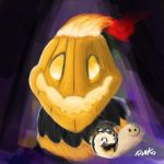 The Spooks Are In by TheDurkaArt