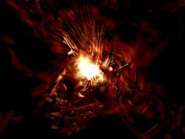 Hell's Furnace by LoganGFX