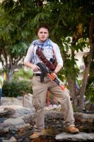 Uncharted Cosplay - Welcome to the Jungle 2 by StormWolf92
