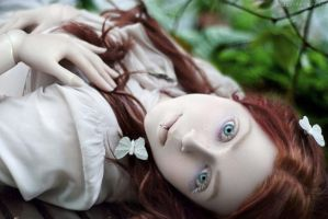 BJD - MissIngwer by AirinArt