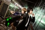 Psycho-Pass - The Gates of Judgment by vaxzone