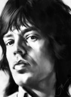 MICK JAGGER by JALpix