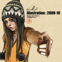 illustration 2008-10 by xion-cc