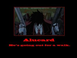 Hellsing Ultimate Abridged 3 Poster by Dustiniz117