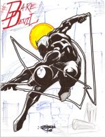 Dare Devil by JoeyVazquez