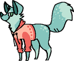 OTA Fox/Canine Adopt #4 {CLOSED} by LotsofLittleAdopts