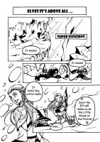 Narcissistic Legolas LOTR p.2 by Marie-Angele