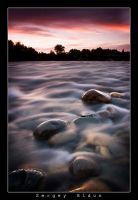American River after Sunset... by sergey1984