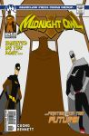 Midnight Owl issue #1 cover By Ursamagnus by midnightowl07