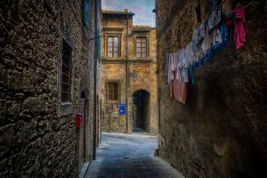 Streets of Sarteano 5 by CitizenFresh