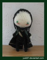 Gift: Mini Loki by Yuki87