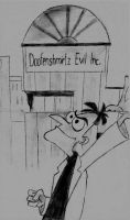 Doofenshmirtz by MegaDrawer02