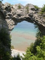 Charlevoix 2007: Arch by Mahkohime