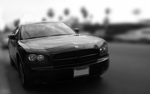 Dodge Charger by AdrienCGD