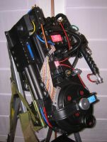 Ghostbuster Proton Pack 02 by StudioCreations