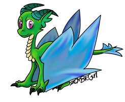 Shifter Wyvern by DraconianQueen