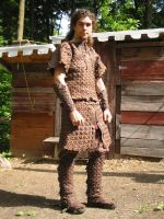 Stunted leather armor by Sebbal