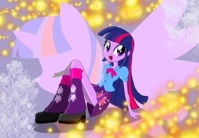 equestria girls:twilight sparkle by thegreatrouge