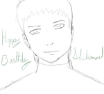 Happy Birthday Shikamaru! by TeamShikaIno
