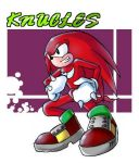 knuckles by elquijote