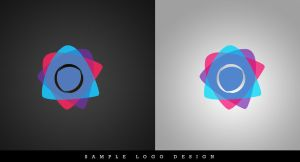 Sample_logo by veeradesigns