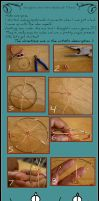 Spiderweb Ornament Tutorial... by ilovenightcrawler