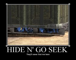 Hide n' Go Seek by Ozone51